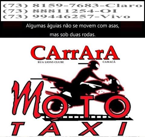 Carrara Moto Taxi