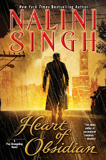Author Interview & Giveaway: Nalini Singh