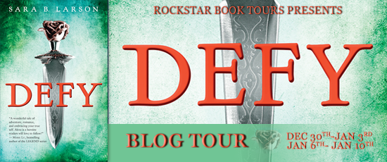 DEFY Blog Tour!