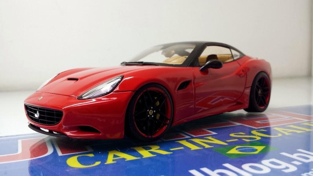 Ferrari California - Revell 1/24