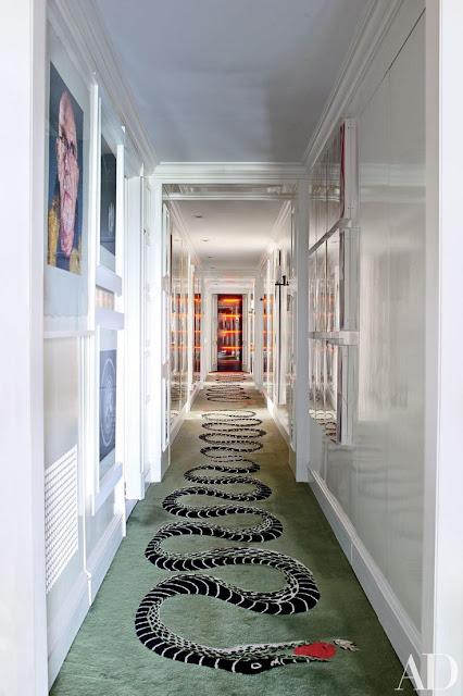 Einrichtung mit Blickfang - die beste Idee zum Wohnen wenn Gastlichkeit und Party an oberster Stelle steht