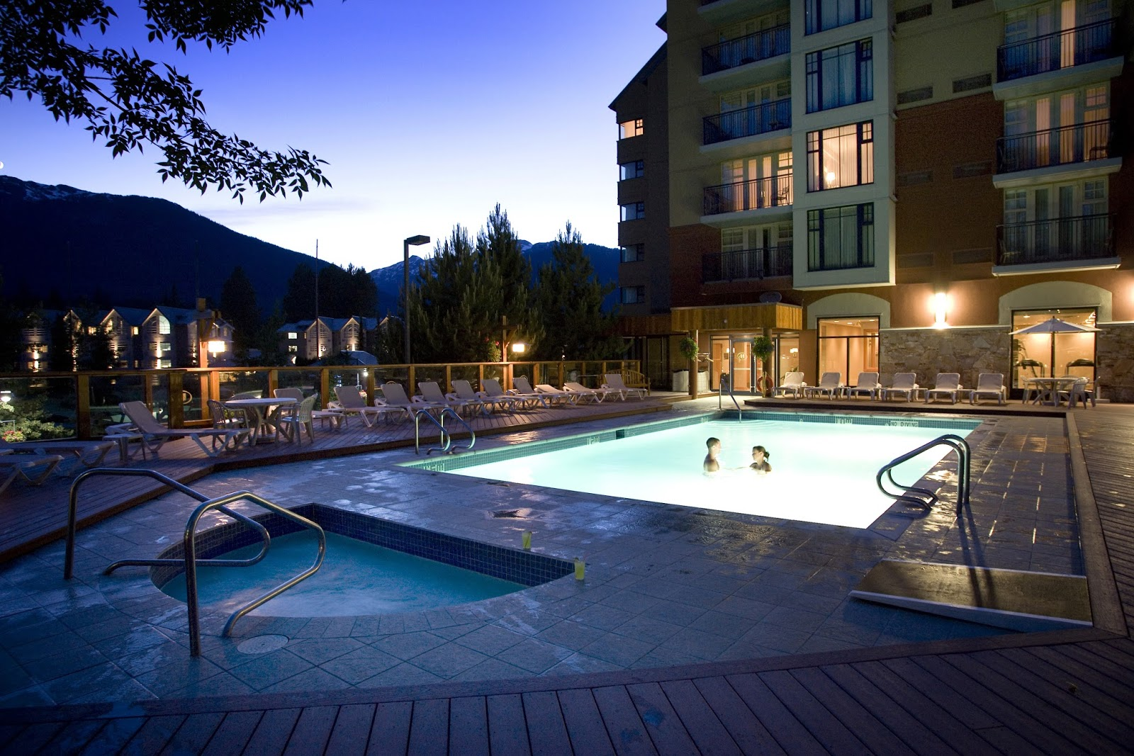 Hotel Whistler Resort And Spa