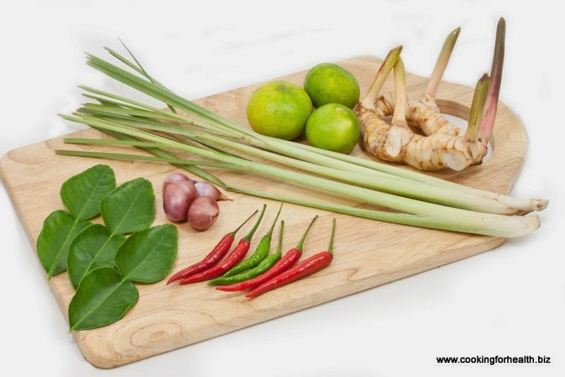 Cooking for health thai red vegetable curry for 8 spices thai cuisine