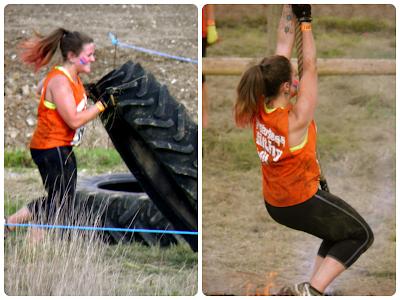 Brighton Warrior Run Tess Langley