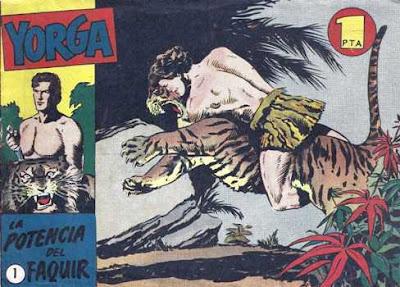 Yorga Nº 1-Hispano Americana de Ediciones