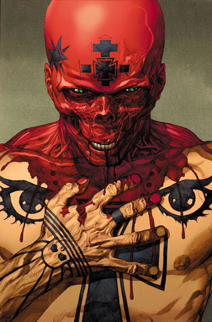 Red Skull Character Review