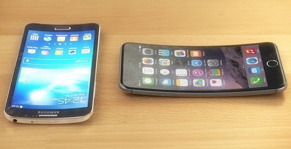 Image Result For Iphone  Vs Galaxy S