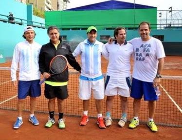 ITF SENIORS G1 TERRAZAS DE MIRAFLORES - PERU - LLEGAN LAS FINALES