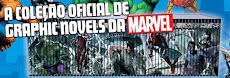 Colecção Graphic Novels MARVEL