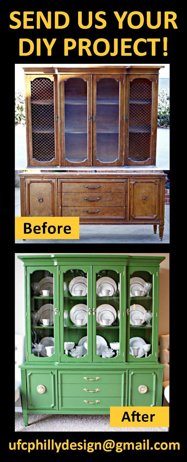 Send us your before & after Uhuru Furniture!