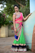Anasuya photos in half saree-thumbnail-17