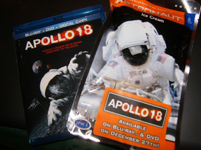"""Apollo 18"" Swag"