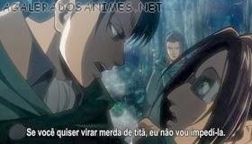 Shingeki No Kyojin OVA 01 (Ilse no Techou)
