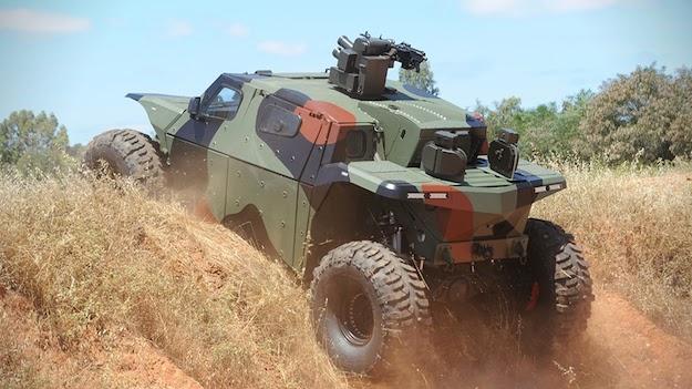 Combat Guard 4×4