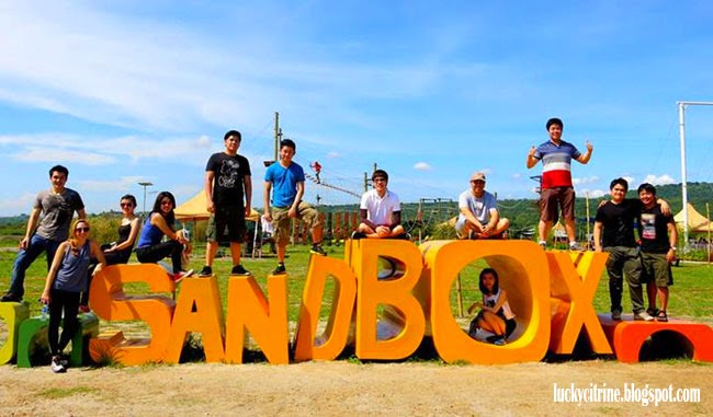 Sandbox in Pampanga ranked fourth Most Searched Places in PH