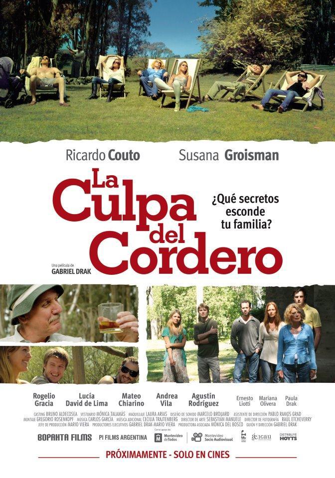 La Culpa del Cordero (2012)
