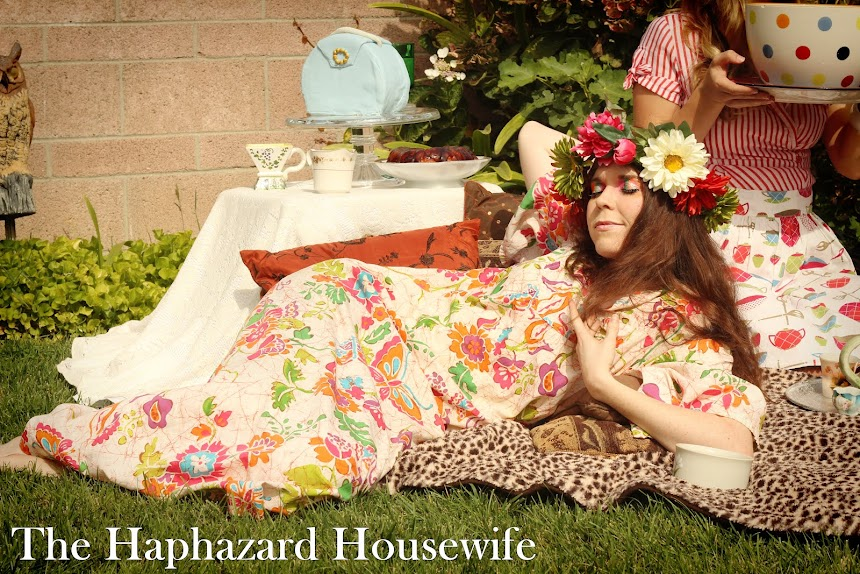 The Haphazard Housewife