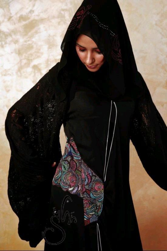 Awesome Fashion 2012 Awesome Cute Summer Abaya Fashion In