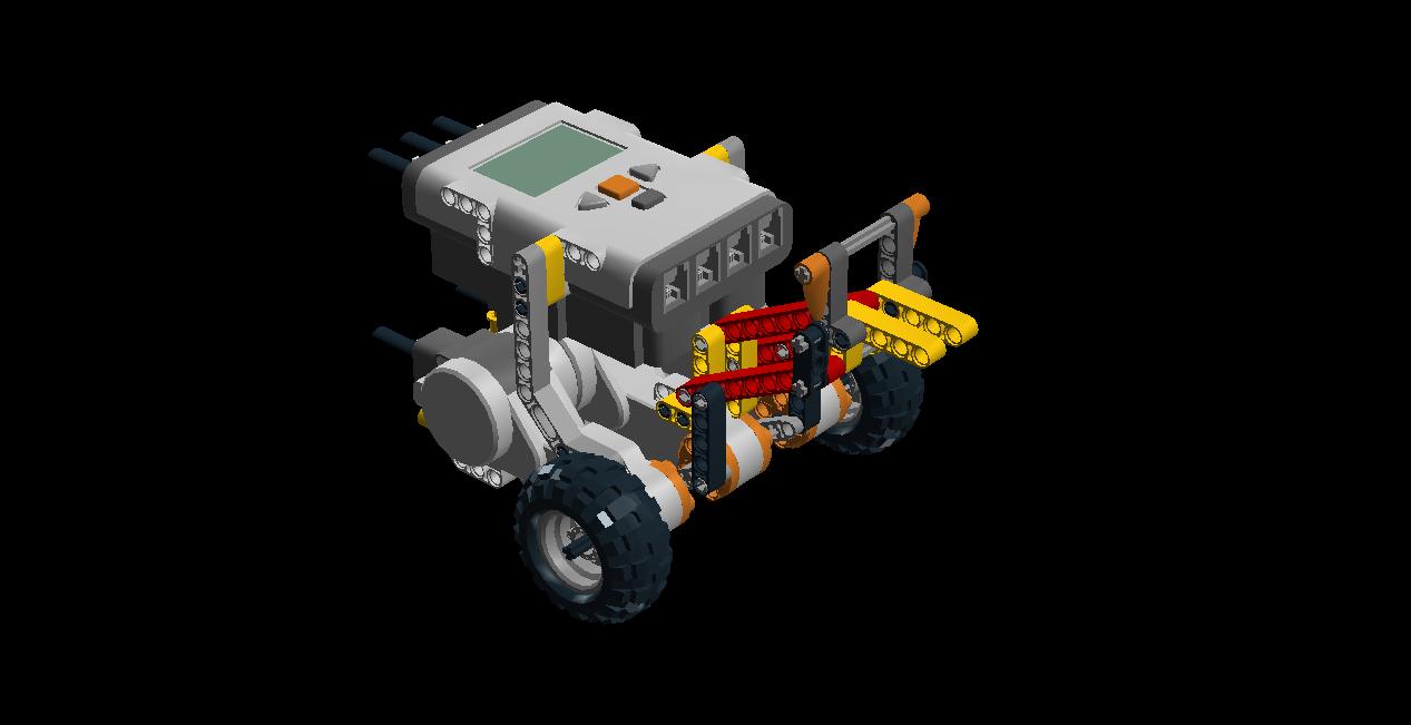 Aula Robótica Dominicana: Lego NXT robot Lift