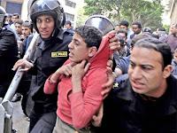 Sebanyak 3.200 Anak Ditangkap di Mesir Selama Kudeta 2013