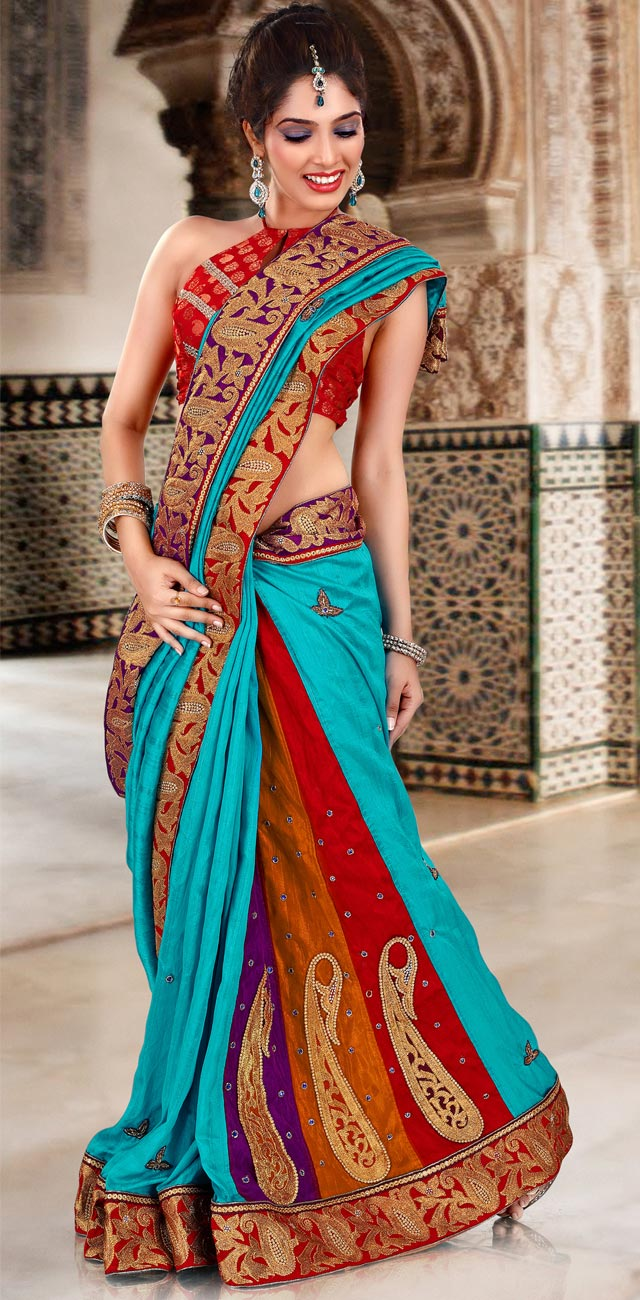 Designer Sarees Collection and Bandhani Sarees are for Indian ...