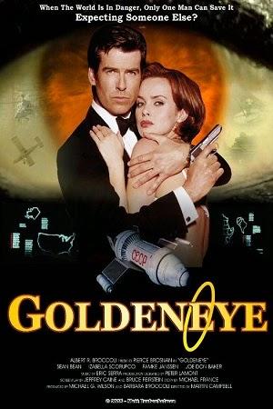 007 -  Điệp Vụ Mắt Vàng