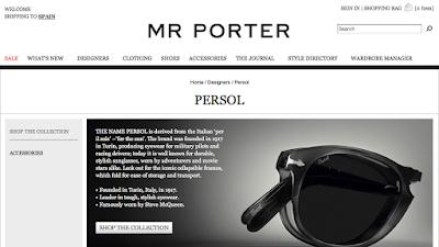 TIENDA MR. PORTER