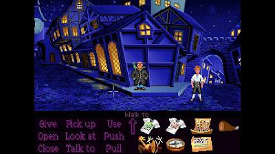 Monkey Island fondo pantalla