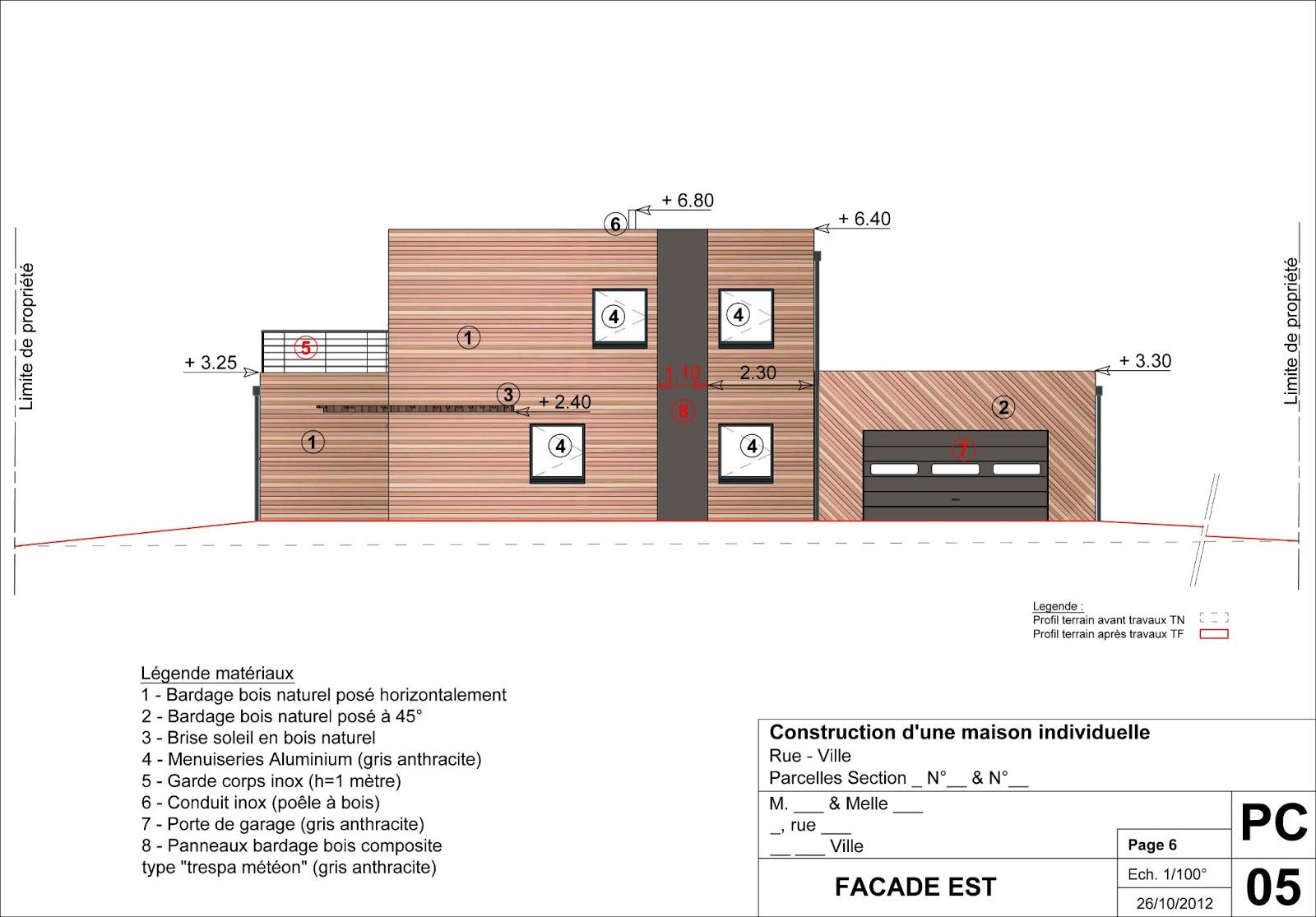 Notre auto construction passive maison ossature bois m for Autoconstruction maison bois prix