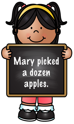 Teaching Kids to Write Super Sentences - Corkboard Connections blog post with writing lesson and free seasonal sentences to expand task cards.