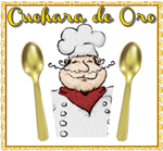 Cucharas de oro para mis tartas