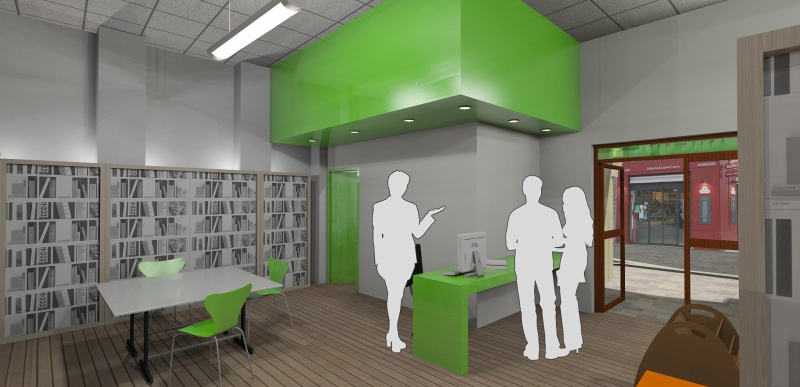 designer d 39 espace graphiste 3d architectural. Black Bedroom Furniture Sets. Home Design Ideas