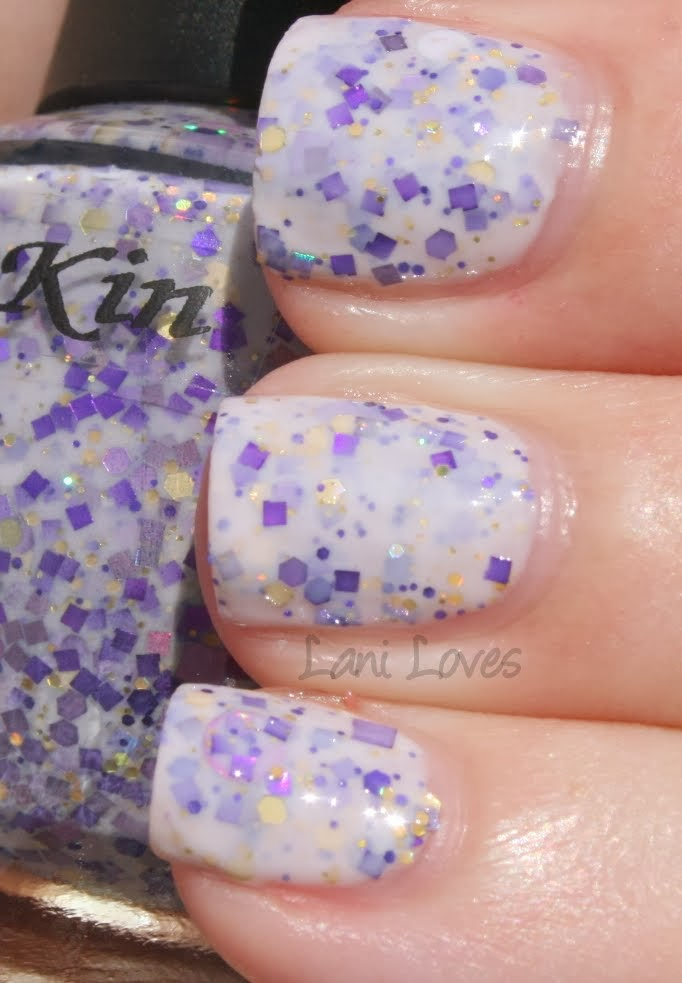 Star Kin Iris You Swatch