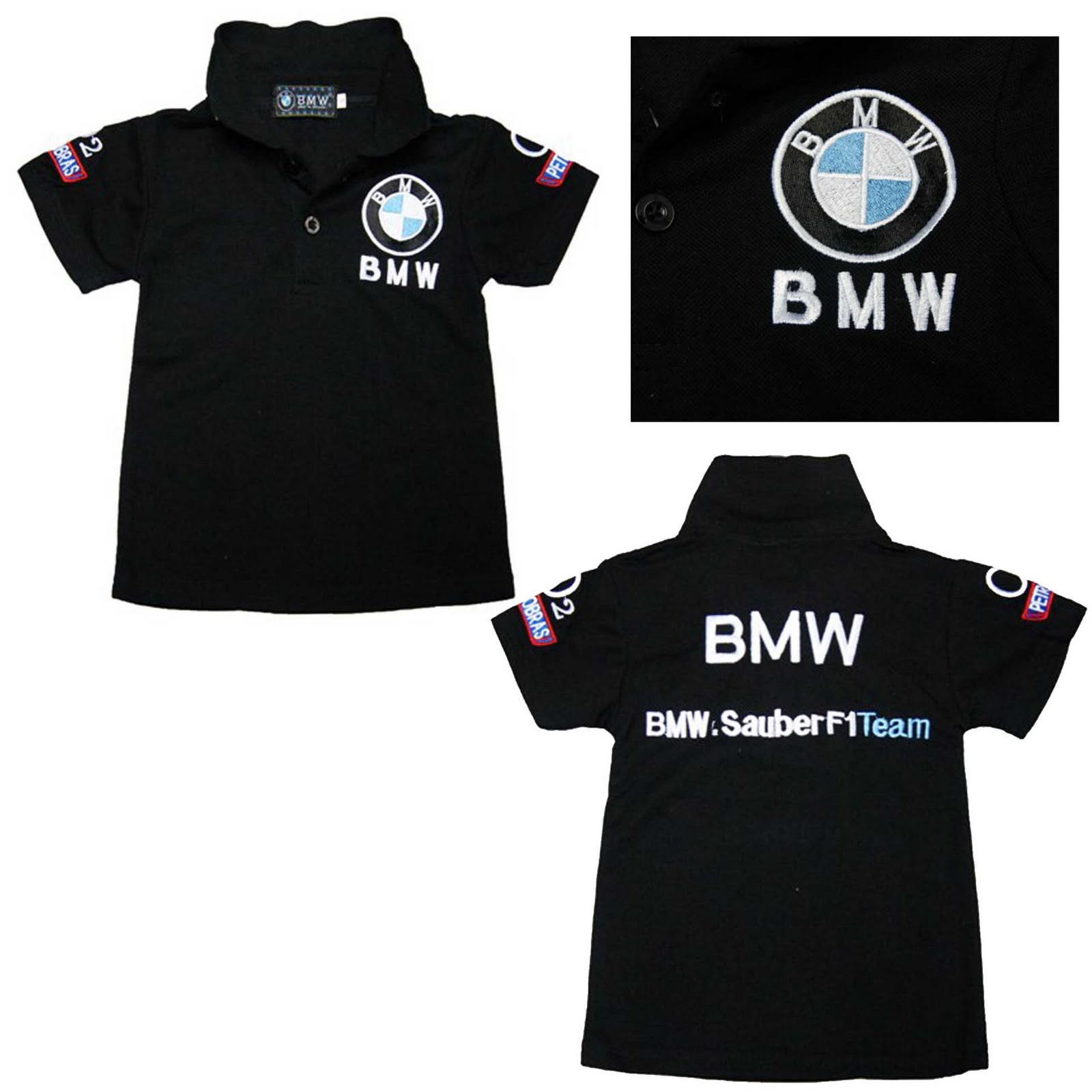 Baby ku cute collections ready stock bmw shirt for Bmw t shirt online