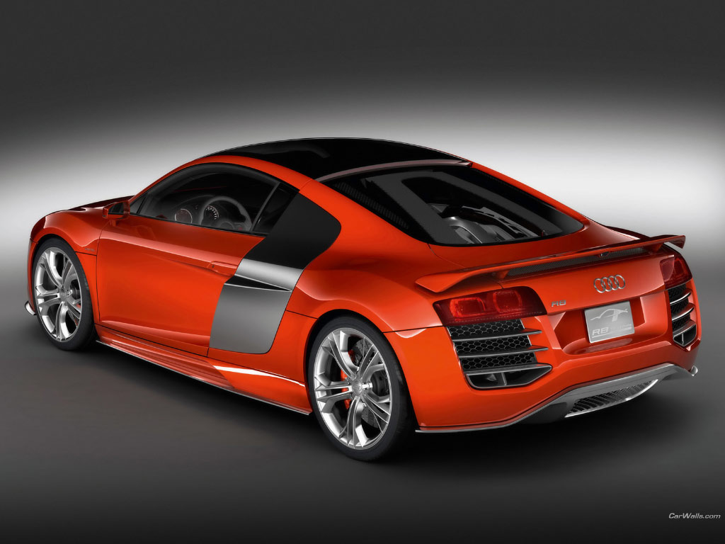 Audi r8 top speed v8 14