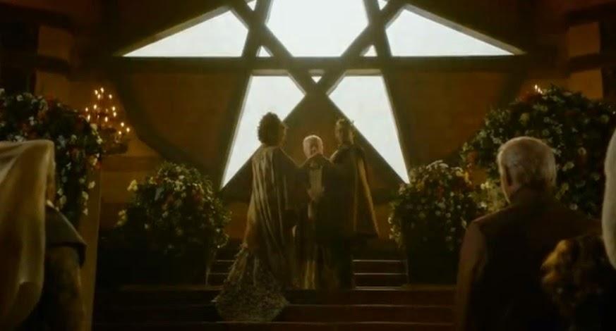 Boda Joffrey Margaery - Juego de Tronos en los siete reinos