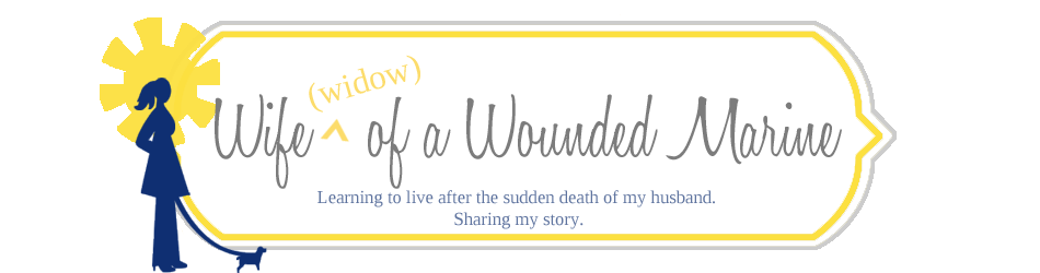 **Wife [Widow] of a Wounded Marine**