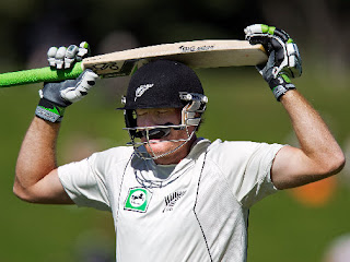 martin guptill batting