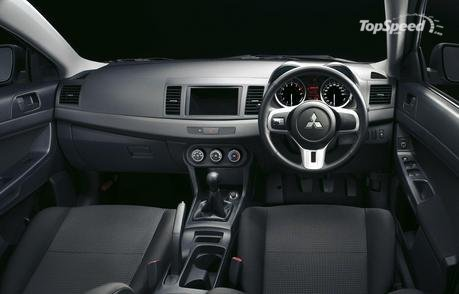 interior lancer evolution