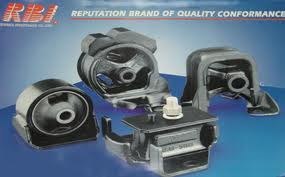engine mounting merk RBI