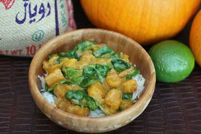 4437fbf7d65 Sri Lankan Coconut Pumpkin Curry Recipe
