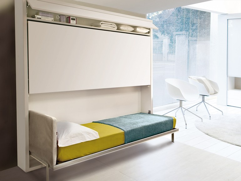Soluciones para habitaciones peque as - Soluciones para casas pequenas ...