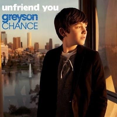 greyson chance unfriend you. So I#39;mma unfriend you