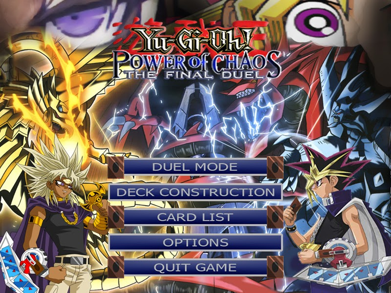 [Multi] Yu-Gi-Oh! Power of Chaos - The Final Duel [PC]