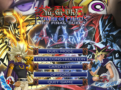 Free Download Yu-Gi-Oh! Power of Chaos - The Final Duel