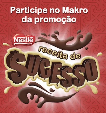 Como participar da nova promoção Nestlé 2014 e Makro