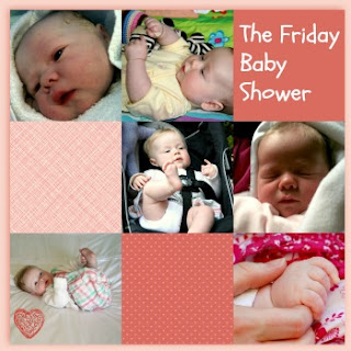 The Friday Baby Shower blog hop