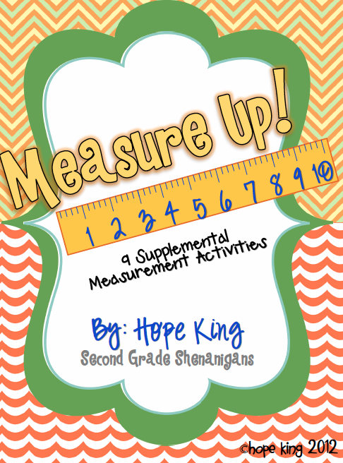 http://www.teacherspayteachers.com/Product/Measure-Up-9-Supplemental-Measurement-Activities-238474