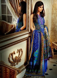 Alkaram Khaddar Winter Dresses 2013-14