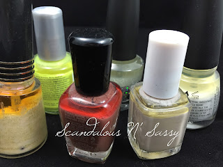 Mainstream polish that all separate